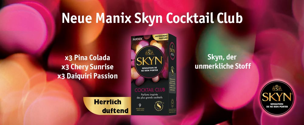 Manix Skyn Cocktail Club