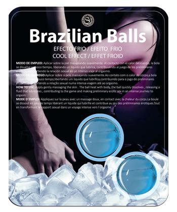 Brazilian Balls Effet froid