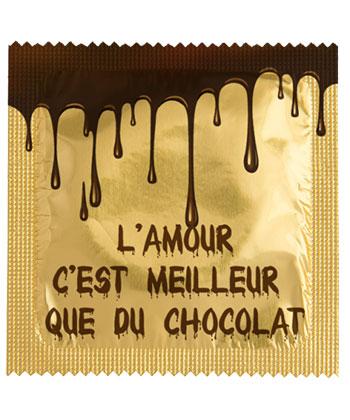 Callvin L´amour C´est Meilleur Que Du Chocolat