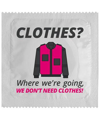 Callvin Clothes ? We don´t need clothes