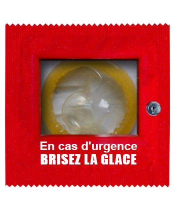 Callvin En Cas D´urgence Brisez La Glace