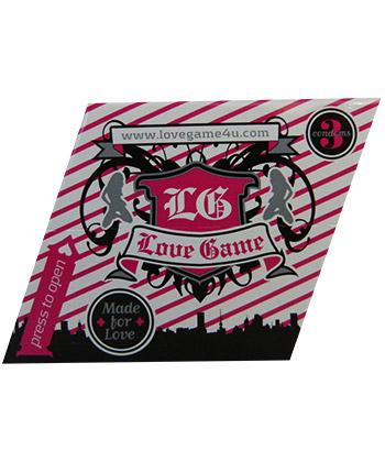 LoveGame 3-in-1 bei Condozone.de - Kondomshop
