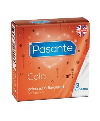 Pasante Cola bei Condozone.de - Kondomshop